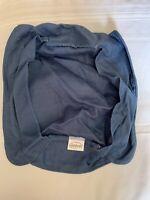 Longaberger Cornflower Bagel Basket Liner Nip Blue fabric