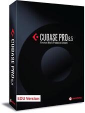 Steinberg Cubase Pro 8.5 EDU (NEW) Free to V. 9