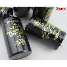 2pcs 10000uF/50V Nover LA Audio Grade Power Capacitor 30x50mm 105°C