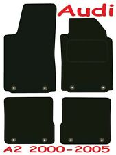 Audi A2 DELUXE QUALITY Tailored mats 2000 2001 2002 2003 2004 2005