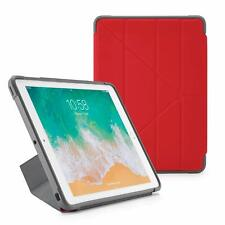 "Pipetto Apple iPad 9.7"" Origami No2 Shield 5 in 1 Ruggedised Tablet Case - Red"