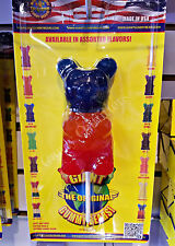 Giant Gummy Bear Lollipop Candy - Large Gummi Treat - Sweet Idea - Big Gift