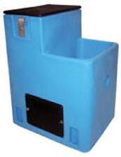 Miraco 2801 LilSpring Automatic Livestock Waterer w/Heat - Blue