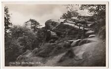 Cheshire; Castle Rock, Alderley Edge RP PPC Unposted, By J Salmon