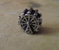 Edelstahl Bead Element Riesenrad Karussell Farbe Silber für Armband 1669