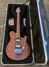 2009 Ernie Ball Music Man Axis Music Man® Floyd Rose Tremolo Cream Binding $1998
