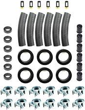 6 Cylinder Injector Repair Kit for Bosch D-Jetronic Mercedes Jaguar Volvo Other