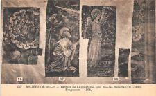 ANGERS - Tenture de l'Apocalypse par Nicolas Bataille - Fragments