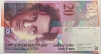 SUISSE - 20 FRANCS (Non Daté) - Billet de banque (NEUF) 94C2428289