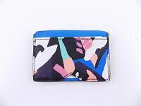 FOSSIL KP1621 Blue CARD CASE  Women's Wallet