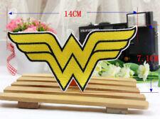 Wonder Woman Aufbügler Aufnäher Abzeichen Bügelbild Patch Marvel Avengers