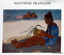 Yt PA 40 PEINTRE YVES DE SAINT FRONT TAHITI  POLYNESIE FRANCAISE  FDC 1° JOUR