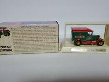 Matchbox Great Beers of the World -YGB04 1929 MODEL MORRIS LIGHT VAN Fullers