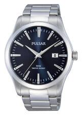 PNP PS9297X1 Pulsar Gents Date Display Stainless Steel Bracelet Watch