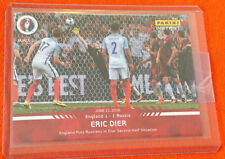 2016 Panini Instant ERIC DIER England EURO CUP Red Version #5 Limited /49 Made