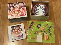 Love Hina Smile Again Limited Edition Collectors Box JAPAN Ver Sega Dreamcast