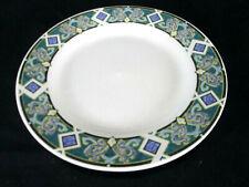 "Set of 4 Gibson Housewares 10 5/8"" Dinner Plates"