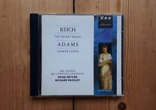 Steve Reich  John Adams The Desert Music Shaker Loops CD Original
