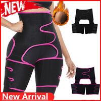 Neopren High Waist Trainer Slimmer Wrap Body Shaper Sweat Shapewear für Frauen