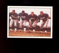 1981 TCMA ANDY ROBUSTELLI ROOSEVELT GREIR MODZELEWSKI New York Giants Card Mint