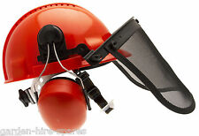 War Tec Chainsaw Forestry Safety Helmet for STIHL Users