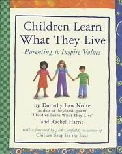 Children Learn What They Live: Parenting to Inspire Values Dorothy Law Nolte Pap