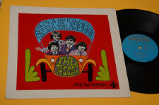 TROGGS LP BEST OF 1°ST ORIG UK 1967 EX+ TOP PSYCH LAMINATED COVER FLIPBACK COV