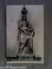 "CPA SAINTE ANNE D'AURAY : ""La Vierge Miraculeuse """