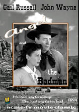 Angel and The Badman John Wayne and Gail Russell  DVD-R: 0/All Western Romance
