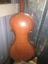 Violin G.A. Pfretzschner, Markneukirchen
