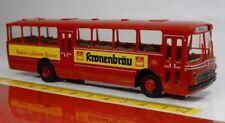 Brekina: Mercedes O 317 K DB Deutsche Bundesbahn - Kronenbräu - 59045