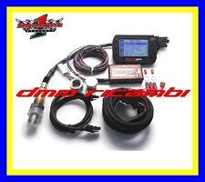 Dynojet Wide Band 2 LCD POD300 acquisizione carburazione rapporto stechiometrico