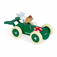 Janod Spirit Car Richard Wooden Toy New and BOXED