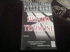 G1 - Il silenzio del testimone di Richard North Patterson