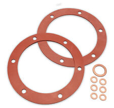 New Volkswagen Silicone Oil Drain Plate Cover Gasket Kit 1961-1979