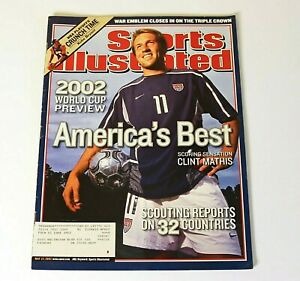 Sports Illustrated, 2002 World Cup Preview, May 27, 2002