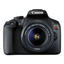 Canon EOS Rebel T7 24.1MP DSLR Camera with EF-S 18-55mm f/3.5-5.6 Lens