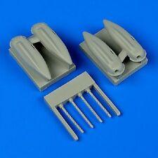 Quickboost 48692 1/48 B25J Mitchell External Gun Packs for Revell/Monogram
