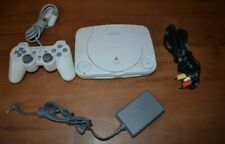Genuine OEM Original Sony PSone PS1 Playstation Console System Plugs Controller