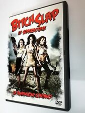 Bitch Slap Le superdotate (Azione 2009) DVD film di Rick Jacobson Con Julia Voth