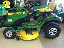 Custom Sport Chrome Wheel Covers John Deere D105,D110,D120,D130,D140,S240 *0608