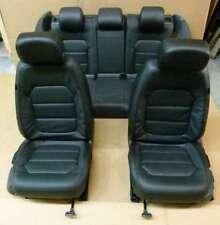 VW Passat 3AA B7 Limo Ledersitze Lederausstattung schwarz teilelektrisch