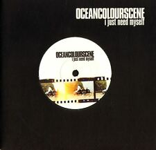 "OCEAN COLOUR SCENE i just need myself (uk 2003) 7"" PS EX+/EX+ indie rock"