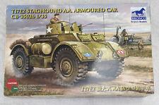 Bronco 1/35 T17E2 Staghound A A Armored Car Model Kit 35026
