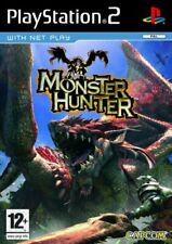 Monster Hunter (PS2) - Game  F8VG The Cheap Fast Free Post