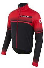 Pearl Izumi Select Thermal LTD Cycling Bike Jersey Splitz True Red Large