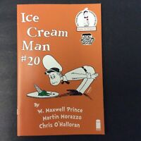 Ice Cream Man #20 (2020 Image) Local Comic Shop Day LCSD Dr Seuss Variant