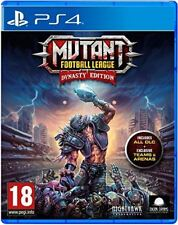 MUTANT FOOTBALL LEAGUE DYNASTY EDITION PS4 GAME