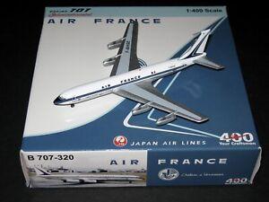 BigBird 400 Boeing 707-320 AIR FRANCE F-BHSE 1/400 scale (like Aeroclassics)