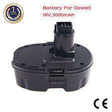 2 Topbatt 18V 3.0Ah Replacement Battery,Dewalt DC9096,DE9096,DE9098,DW9095DW9096